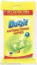 HOUSEHOLD KITCHEN BATHROOM ANTIBACTERIAL MULTISURFACE CLEANING WIPES
