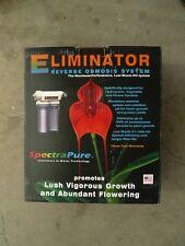 SpectraPure Eliminator ELIM-R0-100-LP 100GPD RO Reverse Osmosis System NIB