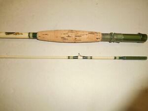 """Vintage fiber glass Shakespeare Wonderrod. 6'-6"""" - 2 pc. - Model - 1245-  VG."""