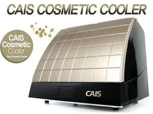 CAIS Cosmetic Cooler 9 L KC 120 CS Silent Design & Smart Temp Control FRESH ME