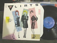 THE FLIRTS blondes brunettes & redheads PROMO bobby orlando '85 madonna synth lp