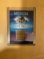 2020 SPACE SHUTTLE CHALLENGER UPPER DECK GOODWIN CHAMPIONS MUSEUM SPACE RELIC!!