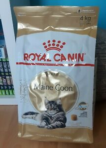 Croquettes Royal Canin Breed Maine Coon pour chat Adulte - 4kg