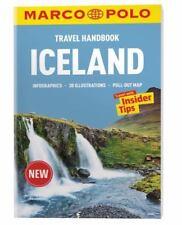 Iceland Travel Marco Polo Handbook (2015 UK Import) **New - FREE SHIPPING**