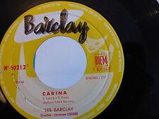 LES BARCLAY Carina / ha man ara 60212 JUKE BOX