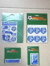 Diverse Sticker  Aufkleber Schalke 04 S04 (S2130)