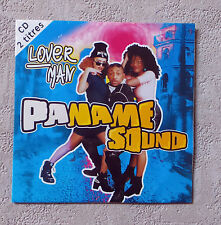 "CD AUDIO INT/ PANAME SOUND ""LOVER MAN"" CD SINGLE PROMO CARD SLEEVE NEUF SS BLIST"