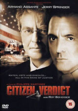 Citizen Verdict DVD NEW dvd (CDR39439)