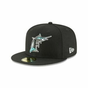 Florida Marlins New Era 1993 Cooperstown Collection 59FIFTY Fitted Hat