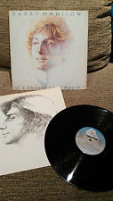 """BARRY MANILOW IF A SHOULD LOVE AGAIN LP VINYL 12"""" 1981 SPANISH FIRST PRESS VG/VG"""