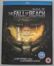 Halo The Fall of Reach Bluray