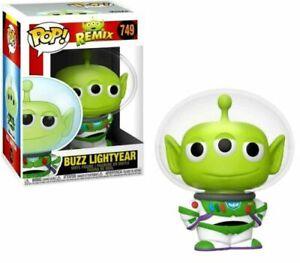 Funko Pop! Pixar ALIEN Remix - BUZZ LIGHTYEAR Vinyl Figure #48361 Toy Story NM