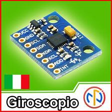 Modulo Giroscopio + Accelerometro 3-assi Arduino MPU-6050 GY-521