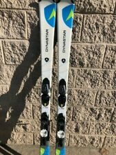 Dynastar Powertrack 4x4 Skis with Bindings for Intermediate/Beginner Women orMen