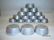 10 kg Blei aus  Geschossblei, Gießblei, Tauchblei, Hartblei