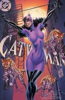 🔥🐈 CATWOMAN 80th ANNIVERSARY J SCOTT CAMPBELL 🖊 Signed Cvr D Jim Balent 1200