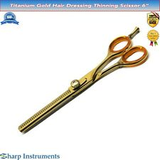 Professional Hair Thinning Edge Scissors, Flat Barber Shears Hairdressing Salon