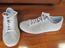 NEW Converse Pro Leather Perforated Suede Low Top Shoes WOMENS 10 Porpoise $85.
