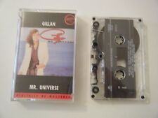 GILLAN MR. UNIVERSE DOUBLE PLAY CASSETTE TAPE METAL BLADE 1990
