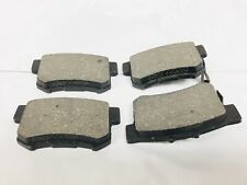 Rear Disc Brake Pad Set for ACURA CL CSX ACURA CRZ CIVIC ACCORD Bendix D365 NEW