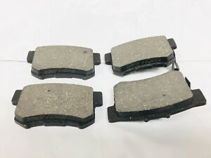 Rear Disc Brake Pad Set for ACURA CL CSX ACURA CRZ CIVIC ACCORD Bendix D365 NEW