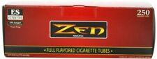 Zen King Size Full Flavor Cigarette Tubes 250pc (10-Boxes)