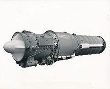 AVIATION c. 1960 - Turboréacteur Bristol Siddeley Orpheus B or 12 SR - AV 75