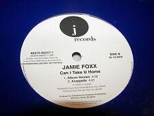 "Jamie Foxx Can I Take U Home 12"" Single NM J Records 82876-88257-1 2006 PROMO"