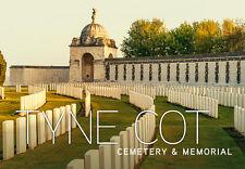 Tyne Cot Cemetery & Memorial - WWI