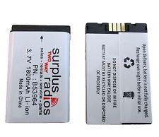 New Li Ion High Capacity Battery For Motorola Dtr410 Dtr550 Dtr650 53964