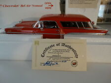 Danbury Mint 1957 Chevy Nomad Street Machine Jernigan II 1:24 Scale Die Cast Car