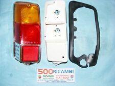 FIAT 500 F/L/R FANALE POSTERIORE SX COMPLETO PLASTICA TIPO STARS ORIGINALE