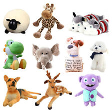 Cute Popular Game Animal Soft Plush Toy Stuffed Doll Kid Baby Gift