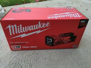 Milwaukee 2354-20 Cordless Battery Operated LED Search Light (Tool Only) NEW!