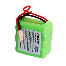 HQRP Batería para Dogtra 1200; 1202NCP / 1200NC / 1202NC / D500 / D500B / D500T