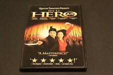 Hero (Dvd, 2004) Jet Li