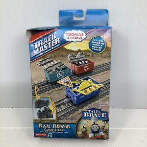 Thomas & Friends Track Master Rail Repair Cargo & Cars Expansion Pack 3 Car Set