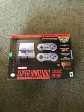 New SNES Classic Edition Super NES  Nintendo Entertainment System Console