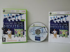 You're in the Movies  - Jeu xbox 360 complet avec notice