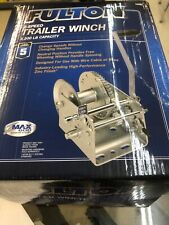 Fulton 3200lb 2-Speed Winch Cable Not Included 142420