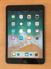 Apple iPad mini 3 16GB, Wi-Fi, 7.9in - Space Grey, Finger Touch ID.