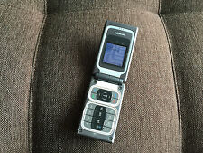 Nokia 7200 - Black (Unlocked) Cellular Phone