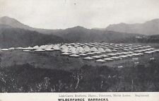 FREETOWN (Sierra Leone) : Wilberforce Barracks-LISK-CAREW