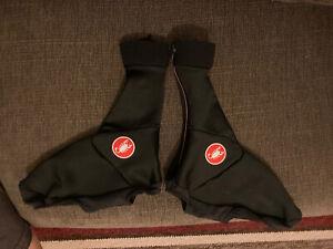 Castelli Corsa Overshoes Size L