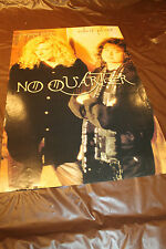Jimmy Page & Robert Plant No Quarter Led Zeppelin Promo Only Poster Ex - #249