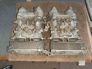 BMW 1600 2000 2002 Ti Solex 40mm PHH carburetors kit complit want restoration