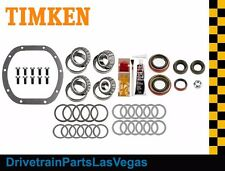 Dana 30 Jeep CJ YJ Wrangler XJ Cherokee & More Front Master Bearing Kit Timken