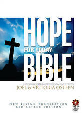 NEW Hope for Today Bible (Special Edition) by Joel Osteen