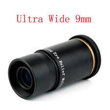 "Neu 1.25"" Ultra Wide 9mm Teleskop Okular Linse for Astronomisch Fernrohr Okulare"