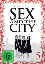 2 DVDs * SEX AND THE CITY : STAFFEL / SEASON 5 # NEU OVP +